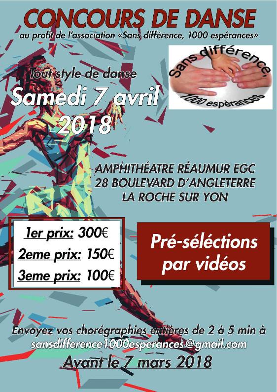 Pré Sélection Concours SDME